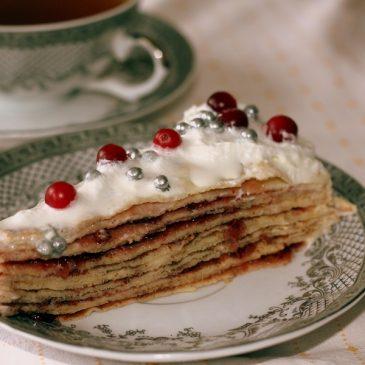 Lietinių tortas