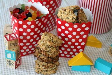 Greiti avižiniai sausainiai