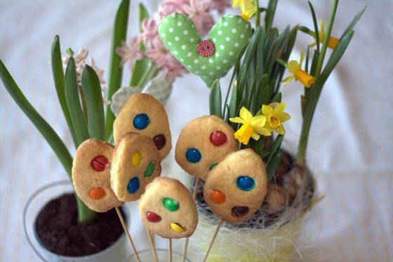 sausainiai margučiai
