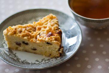 Varškės pyragas, kuris ir tortą pavaduos