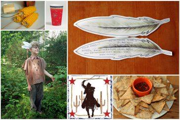 indėnų gimtadienis ir laukiniai vakarai
