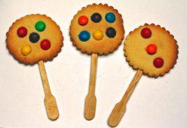 Taškuoti sausainiai