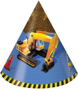Kepurėlės statybininko gimtadieniui
