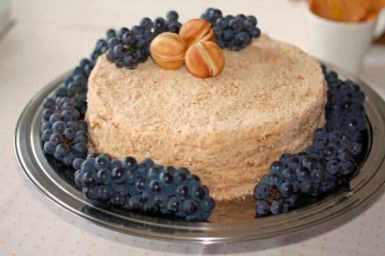 rudeninis tortas