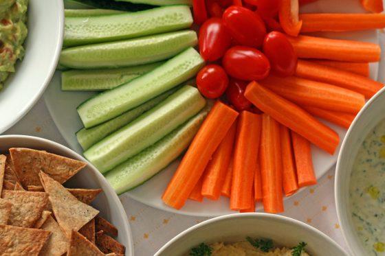 daržovės vaikų stalui, gimtadienio mugė