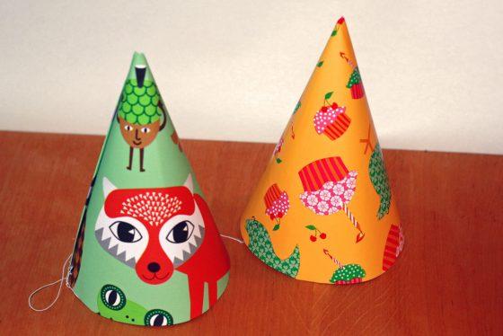 gimtadienio kepurytės