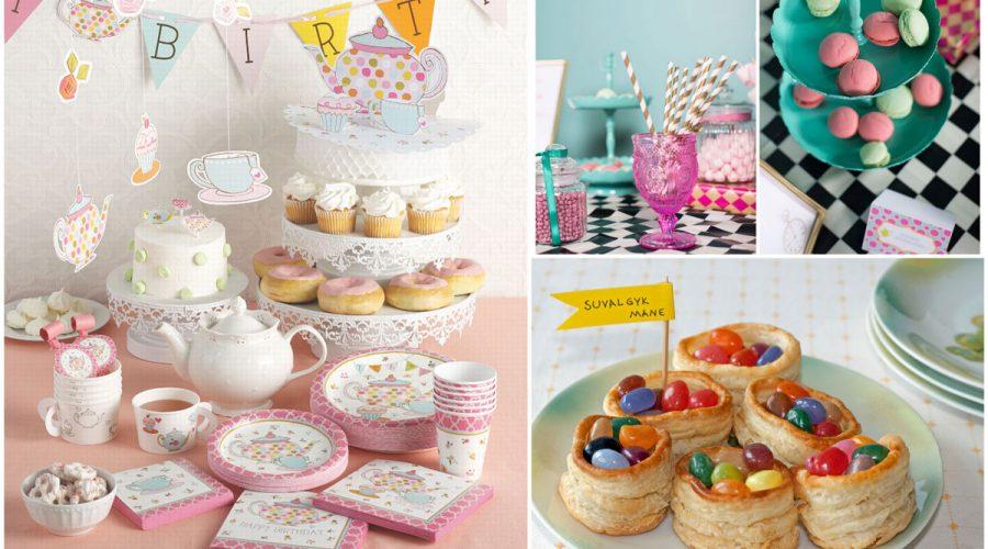 mergait4s gimtadienis arbatos popiet4 arba gimtadienis Alisos tema