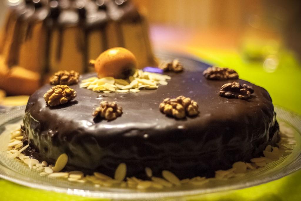 Šokoladinis Zacherio tortas