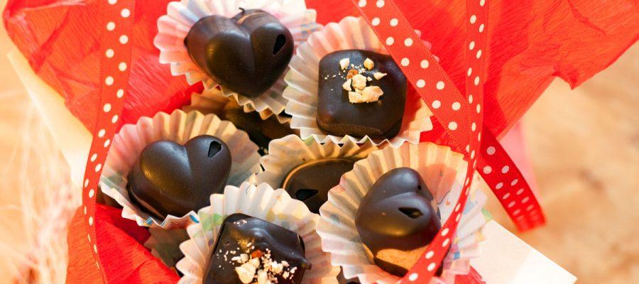 rankų darbo šokoladiniai saldainiai gimtadienio mugė