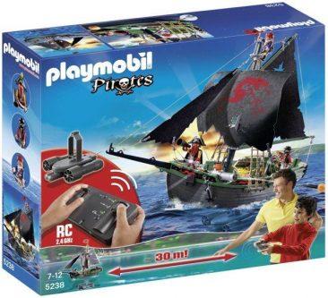 Playmobil piratų laivas