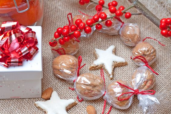 kaip pakuoti valgomas dovanas