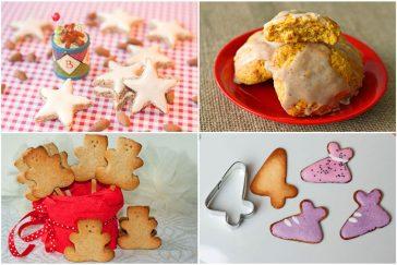 Kalėdinė sausaininė vaikams