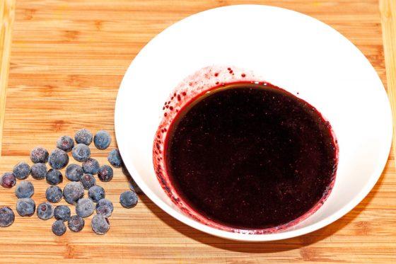 natūralūs maisto dažai iš mėlynių, gimtadienio mugė