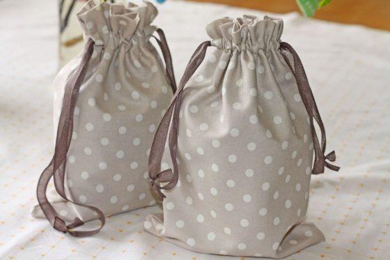Siūtas dovanų maišelis