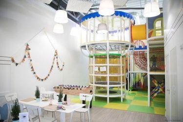 Kikilio lizdas žaidimų kambarys