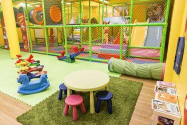 žaidimų kambarys madoj