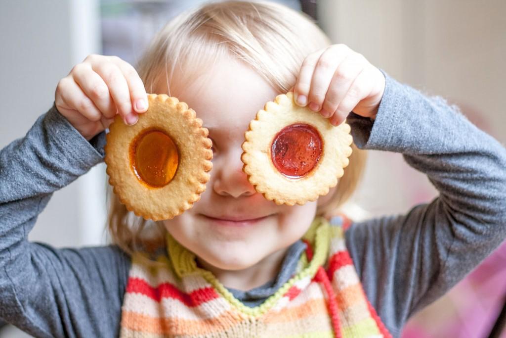 sausainiai vaikams gimtadienio mugė
