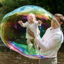 muilo burbulai krikštynoms