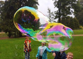 muilo burbulai vaikams