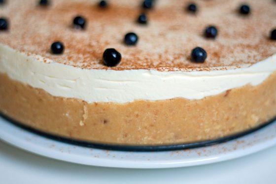 nekeptas sūrio tortas vaikams gimtadienio mugė