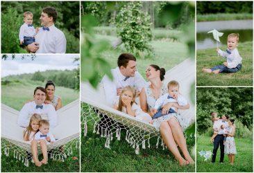 šeimos ir vaikų fotografija gimtadienio mugė