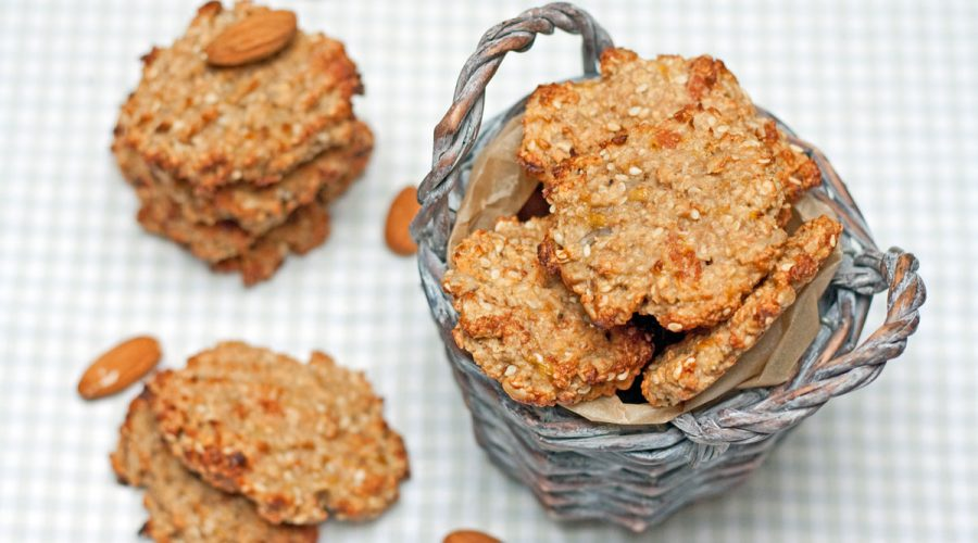 sveiki avižiniai sausainiai vaikams