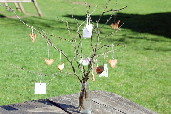 linkėjimų medis vaikams gimtadienio mugė