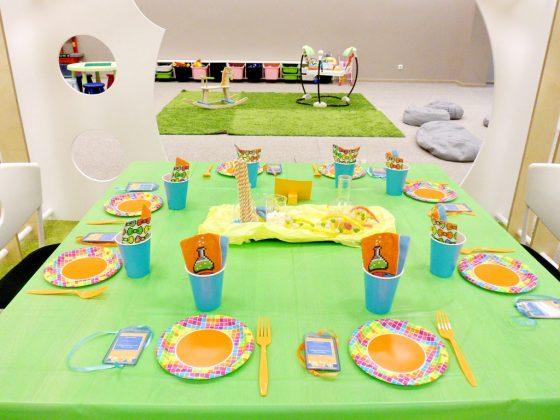 Mokslininkų gimtadienis Minimukų namukuose