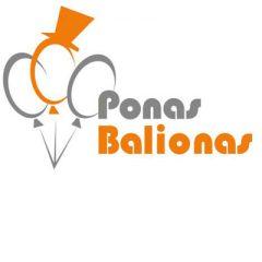 Ponas Balionas – balionai ir net muilo burbulai iš balionų!