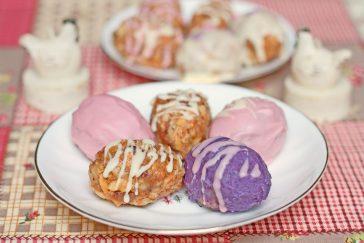 velykiniai saldumynai vaikams saldūs margučiai
