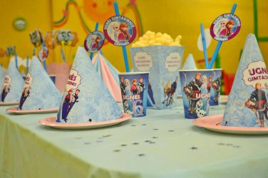 Ledo šalies gimtadienio vaišės