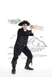 Piratas personažas