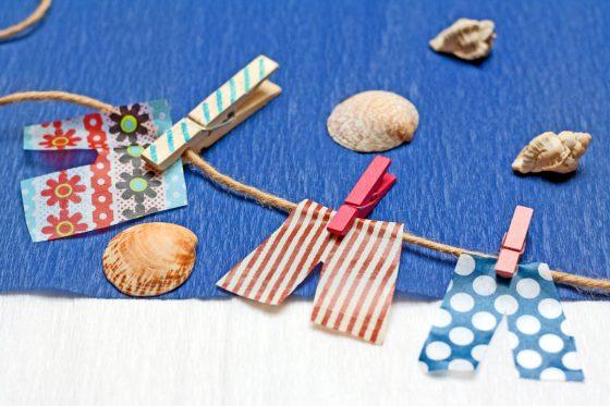 dekoracijos vasaros gimtadieniui
