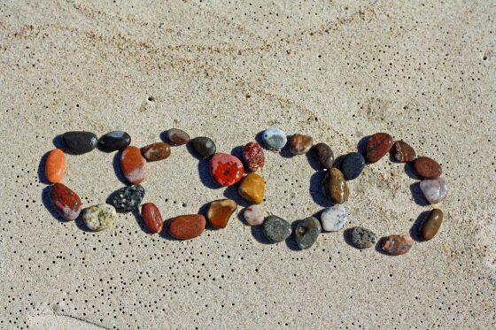 žaidimai vaikams paplūdimyje