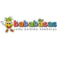 žaidimų kambarys bababasas