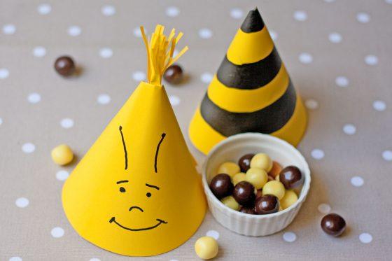 bitučių gimtadienis kepurė