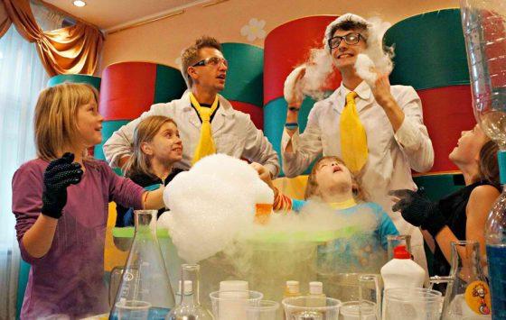 mokslininko gimtadienis vaikams vilnius