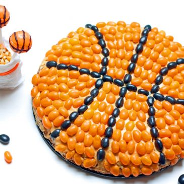 gimtadienis krepšinio tema
