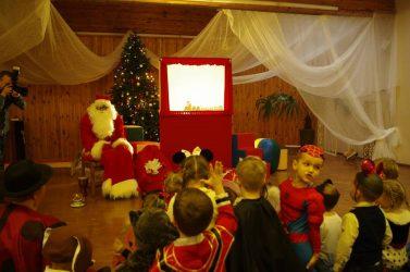 kalėdinis vaidinimas vaikams