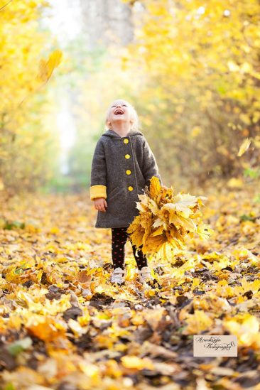 rudeninė fotosesijavaikams gimtadienio mugė