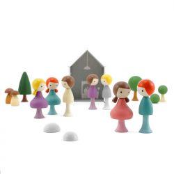 skandinaviški žaislai vaikams