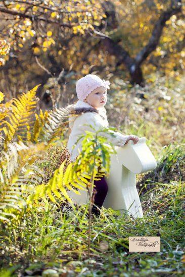vaikų fotografavimas ruduo