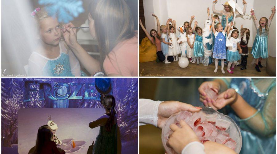 elfų slėnis kvieia teminiai vaikų vakarėliai gimtadienio mugė