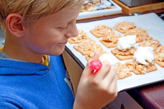 lengvi receptai gaminti su vaikais