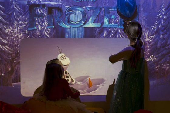 vaikų vakarėliai elfų slėnis