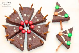 šokoladainis kalėdoms arba elniukai eglutės ir kiti vaikų džiaugsmai