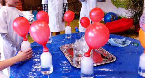 linksmas edukacinis gimtadienis pradinukui