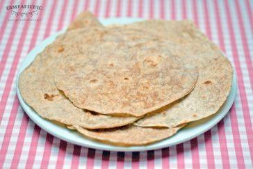 naminės tortilijos receptas