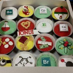 keksiukai vaiko gimtadieniui mokslininko šventė