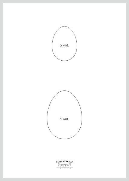 kiaušinio forma